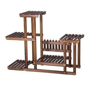 Imagen de Mueble estantería de madera, en caja