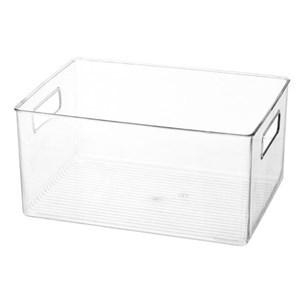 Imagen de Caja organizadora de plástico transparente