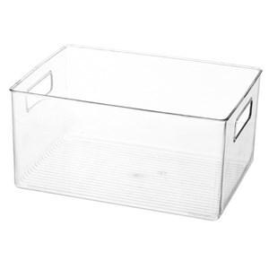 Imagen de Caja organizadora de plástico transparente,