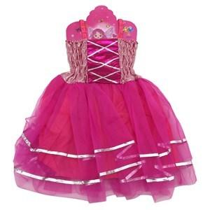Imagen de Disfraz vestido corset elastizado, varios colores