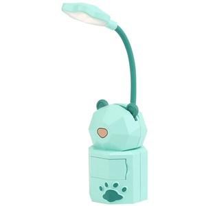 Imagen de Lámpara flexible, recargable con cable USB, en caja varios colores y diseños
