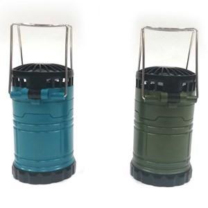 Imagen de Farol de camping recargable con ventilador, en caja