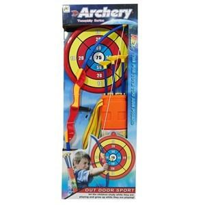 Imagen de Arco y flechas con carcaj, en caja