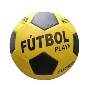 Imagen de Pelota de fútbol, N°5 cosida, Filippo, AMARILLO, 32 paneles