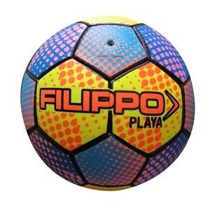 Imagen de Pelota de fútbol, N°5 de goma, Filippo, 32 paneles