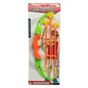 Imagen de Arco y 3 flechas, en cartón
