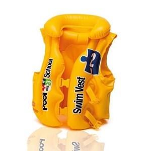 Imagen de Inflable flotador chaleco salvavidas, en caja INTEX
