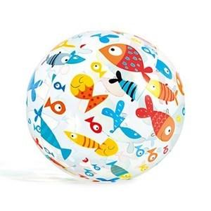 Imagen de Inflable pelota de PVC INTEX, 51cm, en bolsa, varios diseños
