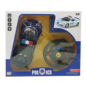 Imagen de Auto con control remoto, policía, en caja