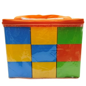 Imagen de Blocks 18 piezas grandes, en bolsa