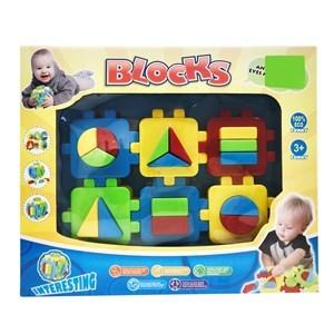 Imagen de Blocks 36 piezas, en caja