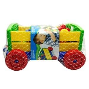 Imagen de Blocks 24 piezas, con carrito, en red